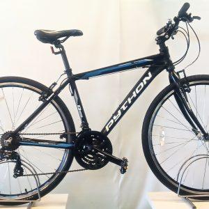 Image of the Refurbished Python Quantum 8000 Hybrid Bike for sale