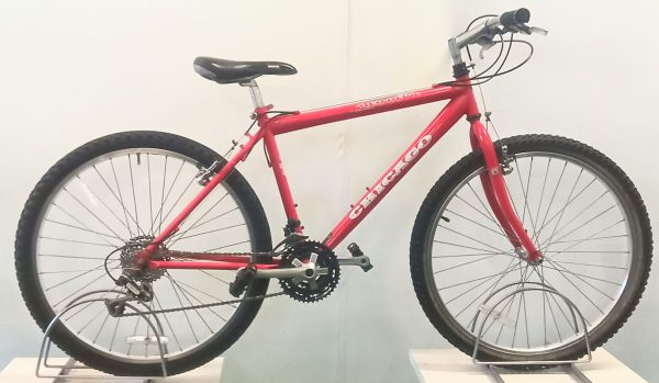 Image of the Refurbished Chicago Red Devil Child's Mountain Bike for sale