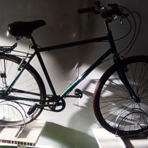 Street cruiser bike